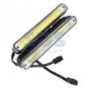 Дневные ходовые огни в пластиковом корпусе с светодиодным модулем (Lamper)